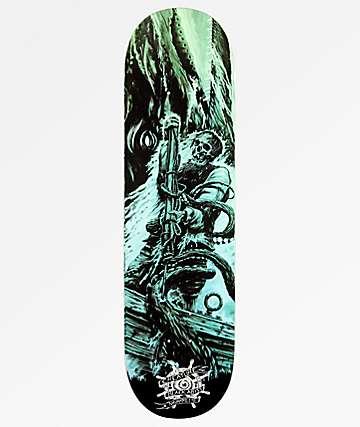 "Creature Navarette Black Abyss 8.6"" Skateboard Deck"