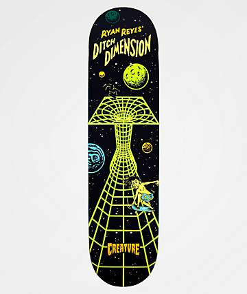 "Creature Reyes Ditch Dimension 8.0"" Skateboard Deck"