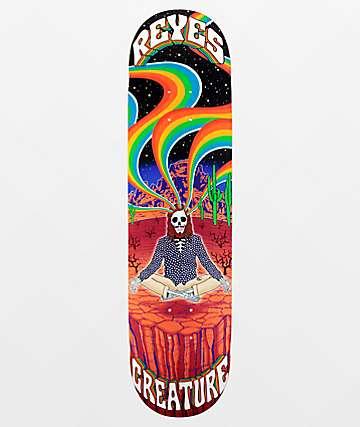 """Creature Reyes Visions 8.0"""" Skateboard Deck"""