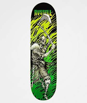 "Creature Russell Valhalla Powerply 8.5"" Skateboard Deck"