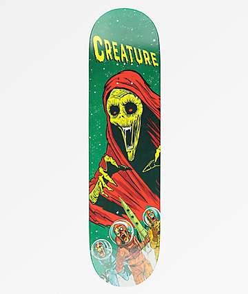 "Creature Space Horrors 8.0"" Skateboard Deck"