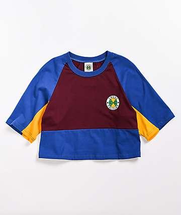 Color Block Women S T Shirts Zumiez
