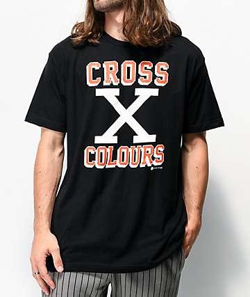 Cross Colours X Black T-Shirt