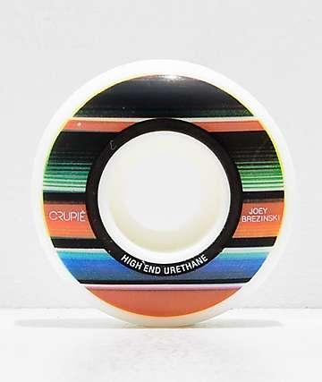 Crupie Brezinski Mex 51mm 101a Skateboard Wheels