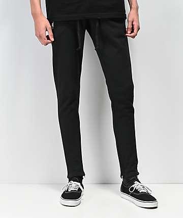 Crysp Perry pantalones deportivos en negro