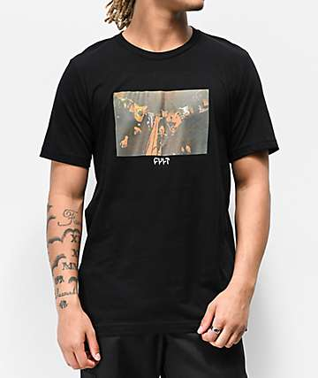 Cult Scary Guys Black T-Shirt