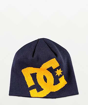 DC Big Star Navy Beanie