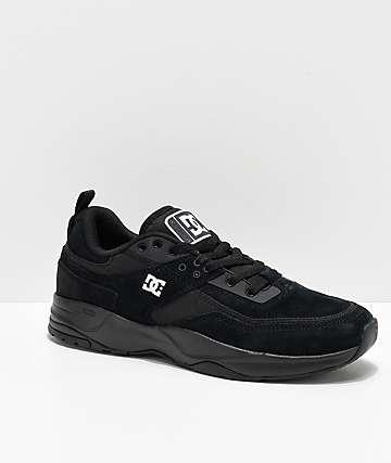 DC E. Tribeka zapatos negros