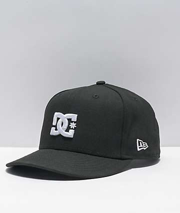 DC Empire Fielder Black Snapback Hat