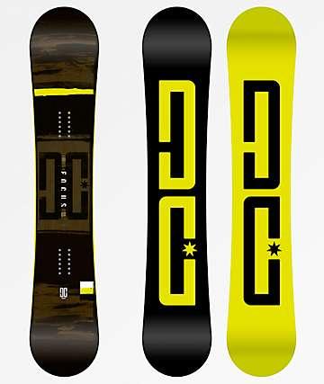DC Focus Snowboard 2019