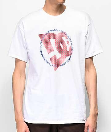 DC Fourtex White T-Shirt