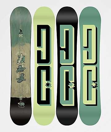 DC PBJ Snowboard 2020