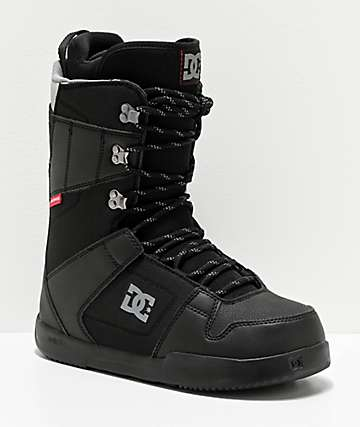 DC Phase Black Snowboard Boots 2020