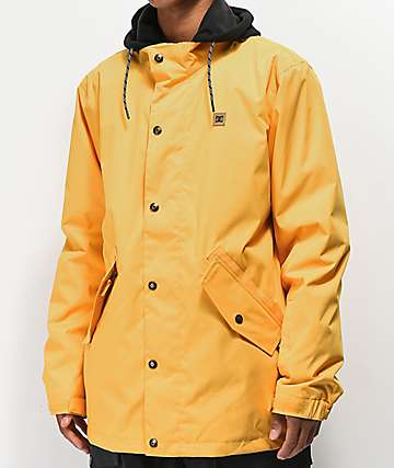 DC Union Gold 10K Snowboard Jacket