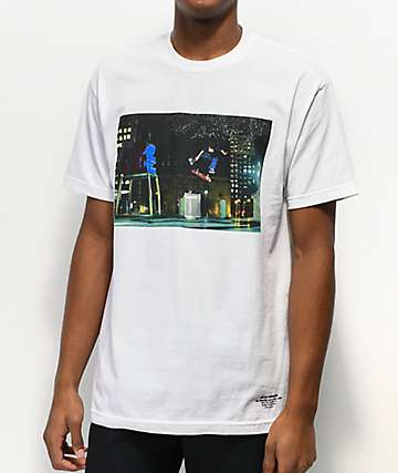 DC Wenning Love Park White T-Shirt