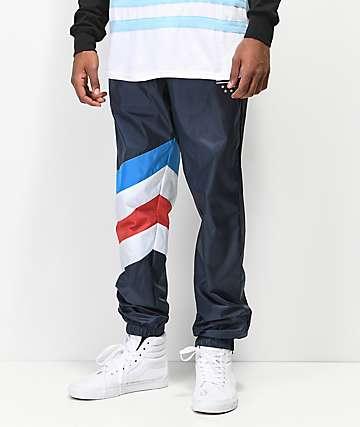 DGK Blaze pantalones de chándal azul marino