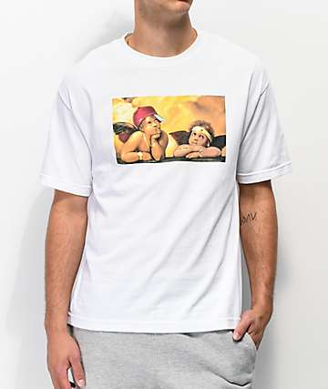 DGK Cherubs White T-Shirt