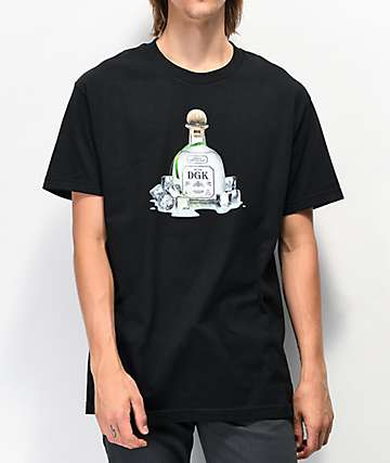 DGK Chilled Black T-Shirt