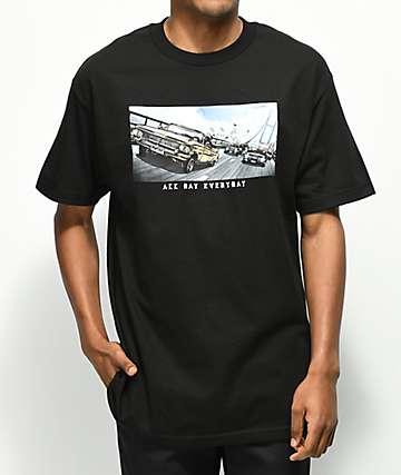 DGK Cruisin Black T-Shirt