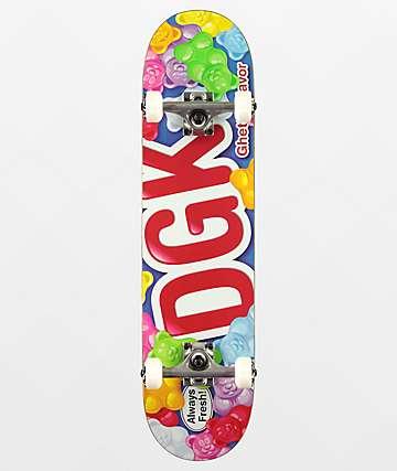 "DGK Ghetto Flavor 7.75"" Skateboard Complete"