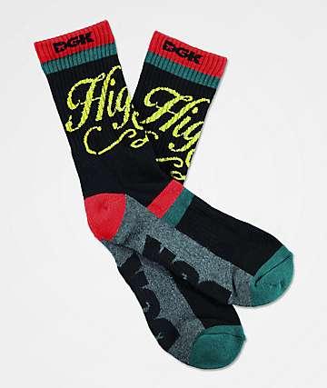 DGK High Life Crew Socks
