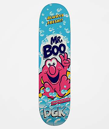"DGK Mr. Boo 8.06"" Skateboard Deck"