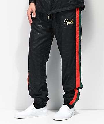 DGK Primo pantalones de chándal negros