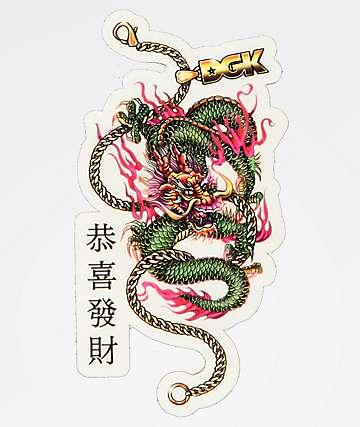 DGK Prosperity Sticker