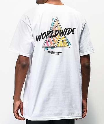 DGK Radical camiseta blanca