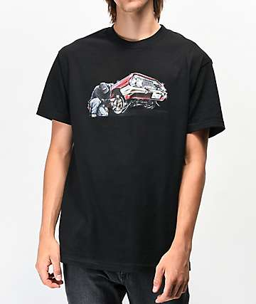 DGK Shine Black T-Shirt