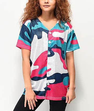 DGK South Beach jersey de camuflaje