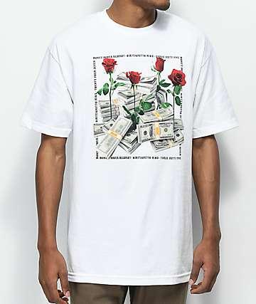 DGK Stacks White T-Shirt