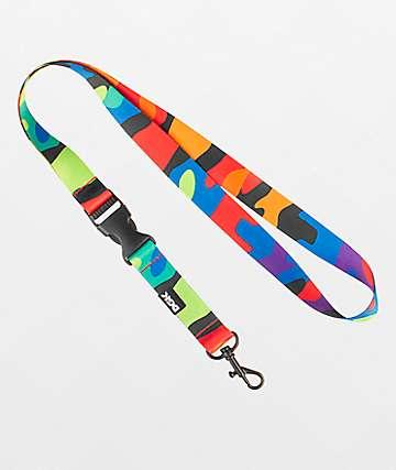 DGK Ultra Multicolor Lanyard