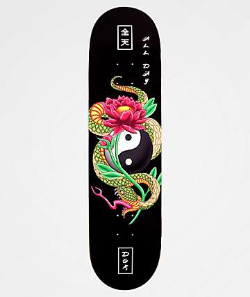 "DGK Viper Logo 8.1"" Skateboard Deck"