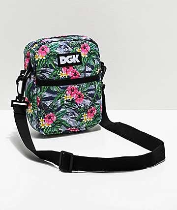 DGK Weekender bolso de hombro floral