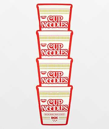 "DGK x Cup Noodles 9.38"" tabla de cruiser"