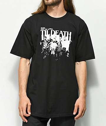 DOPE Free The Homies Black T-Shirt