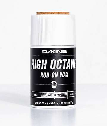 Dakine High Octane Rub On Snowboard Wax 2018