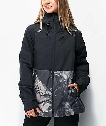Dakine Juniper Black Tempest 10K Snowboard Jacket