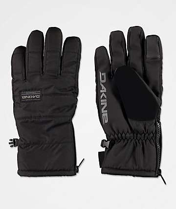 Dakine Omega Black Snowboard Gloves