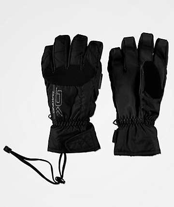 Dakine Scout Black Snowboard Gloves