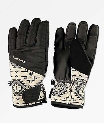 Dakine Sienna guantes de snowboard negros