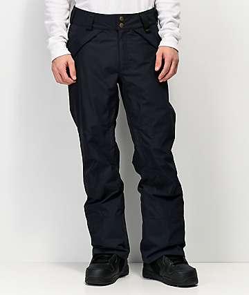 Dakine Smyth Pure Black Gore-Tex pantalones de snowboard