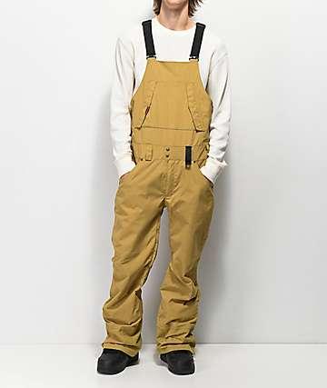 Dakine Wyest Fennel 15K Snowboard Bib Pants
