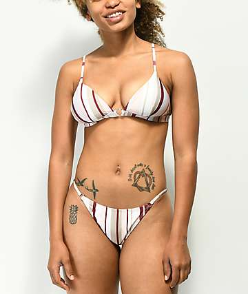 Damsel Ice Cream Super Cheeky Bikini Bottom