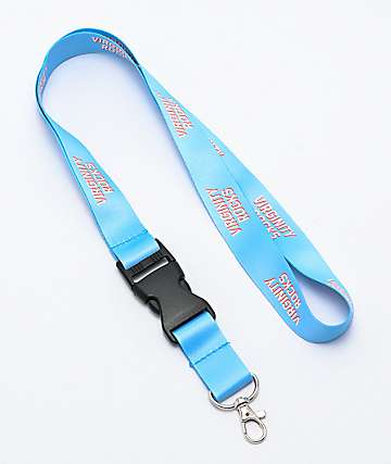 Danny Duncan Virginity Rocks Light Blue Lanyard