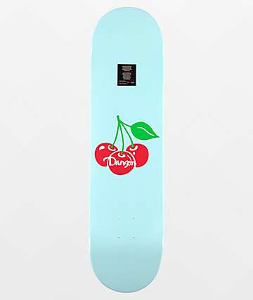 "Danson Cherry On Top 8.0"" Skateboard Deck"