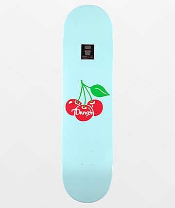 "Danson Cherry On Top 8.0"" tabla de skate"