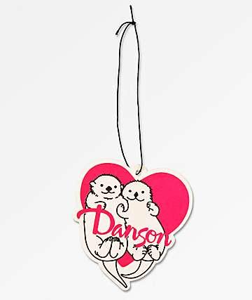 Danson Otter Love ambientador