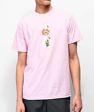 Danson Poppy Pink T-Shirt
